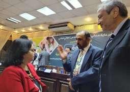 """اشادة مصرية وعربية باختراعات """"مجان"""" وتأسيسه لجمعية المخترعين الإماراتية"""