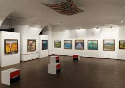 Kandinsky Prize Nominees Exhibition Opens in Moscow's Museum of Modern Art