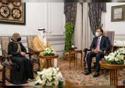 Egyptian Prime Minister receives UAE Minister of Cabinet Affairs