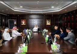 """كهرباء دبي تستعرض أمام وفد إيطالي أفضل تطبيقاتها وممارساتها العالمية ومبادرة """"الشاحن الأخضر"""""""