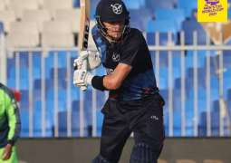 T20 World Cup 2021: Namibia defeats Ireland by eight wickets