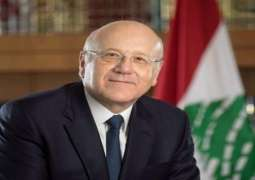 Lebanese Prime Minister Pays Brief Visit to Baghdad - Iraqi Government