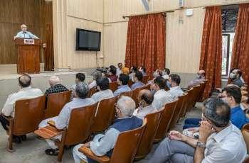 UVAS pays rich tribute to Nuclear Scientist Dr AQ Khan