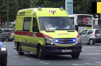 Six Children, One Adult Injured in Bus Accident in Belgium - Reports