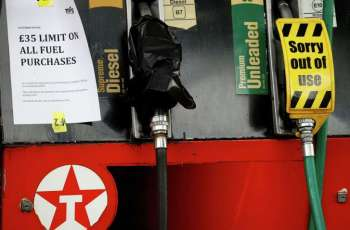 RPT - Europe's Fuel Crisis May Drive Households Into 'Energy Poverty' - UN Agency Chief
