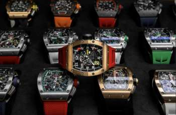 Watch Industry's Awards Academy Exhibits $15Mln-Worth Timepieces in St.Petersburg