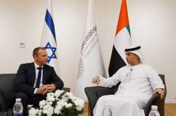 UAE, Israel review growing economic ties, agree on promoting tourism cooperation