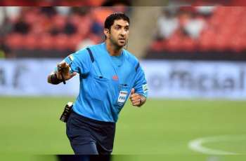 Emirati referees to officiate at AFC Champions League quarter-finals on Sunday in Seoul