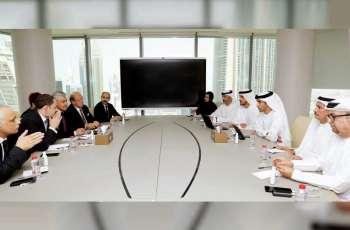 الإمارات وتركيا تبحثان تعزيز التعاون الاقتصادي