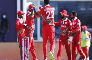 T20World Cup 2021: Oman beats PNG in opening match by 10 wickets