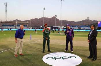 T20World Cup: Bangladesh won the toss, opt to bowl first