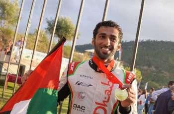 Team Abu Dhabi's Rashed Al Qemzi clinches third world F2 crown with victory in Portugal