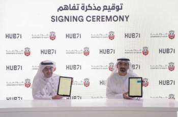Department of Health – Abu Dhabi, Hub71 to foster innovation ecosystem in healthcare