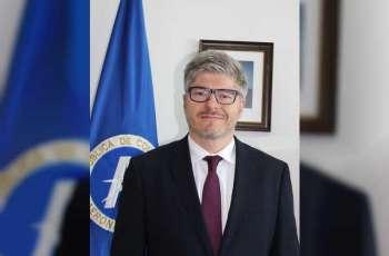 """مسؤول دولي يثني على دور """"طيران مدني الفجيرة"""" في دعم برنامج التعاون الدولي"""