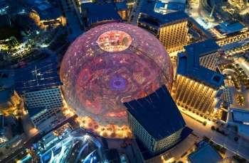 """أكثر من 771 ألف زيارة لـ """"إكسبو 2020 دبي"""" منذ انطلاقه"""