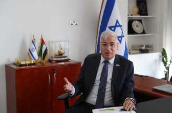 السفير الإسرائيلي : الإمارات وإسرائيل توقعان اتفاقية شراكة اقتصادية شاملة قريبا