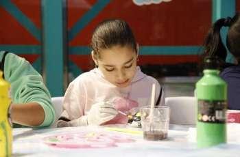 """40 ورشة عمل للأطفال واليافعين في """"الشارقة الدولي للكتاب"""""""