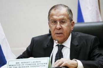Russia Notes Taliban's Efforts on Stabilization of Situation in Afghanistan - Lavrov