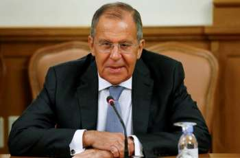 Lavrov Held Meeting With Taliban Delegation in Moscow