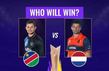 T20 World Cup 2021 Match 07 Namibia Vs. Netherlands, Live Score, History, Who Will Win