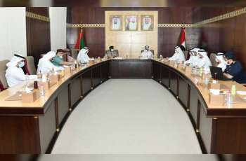 Sharjah Ports and Border Points Committee reviews infrastructure development, technology upgrade