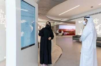 """جناح """"فزعة"""" فى إكسبو 2020 دبي يواصل فعالياته"""