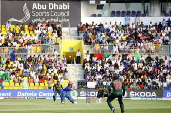 Abu Dhabi Sports Council announces half price PCR screening offer for fans attending ICC T20 World Cup