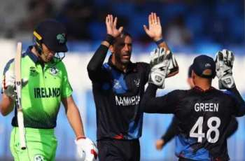 T20 World Cup 2021: Ireland set the target of 126 for Namibia