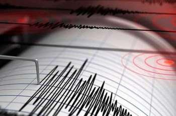 2.4 tremor felt in Sharjah