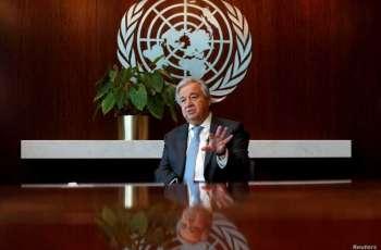 الأمين العام للأمم المتحدة يرحب بمبادرتي السعودية الخضراء والشرق الأوسط الأخضر