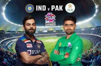 T20 World Cup 2021 Match 16 Pakistan Vs. India, Live Score, History, Who Will Win