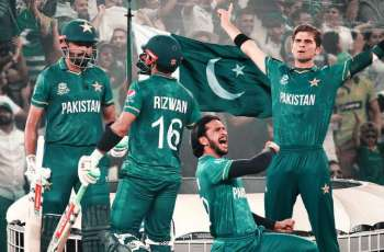 T20 World Cup 2021: Babar, Rizwan lead Pakistan to record-breaking victory against India