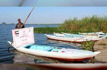خيرية الشارقة تنفيذ 2331 مشروعا إنتاجيا خارج الدولة بقيمة 3.3 مليون درهم في 3 أعوام