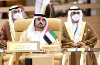 مكتوم بن محمد يترأّس وفد دولة الإمارات في أعمال قمة الشرق الأوسط الأخضر بالرياض