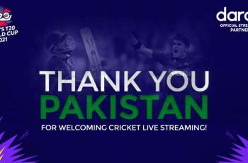 Thank you, Pakistan, for Welcoming Cricket Live Streaming!