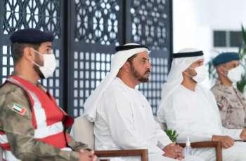 Hamdan bin Zayed attends opening of ConvEx-3 'Barakah UAE'