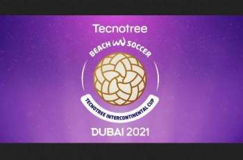 Schedule for Tecnotree Intercontinental Beach Soccer Cup Dubai 2021 announced