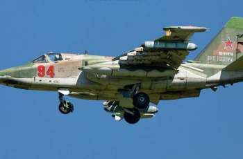 Russian Su-25 Aircraft Return to Kyrgyzstan After CSTO Drills in Tajikistan - Military