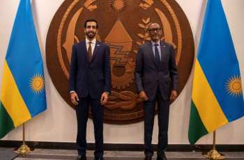 UAE, Rwanda review ways to further boost bilateral ties