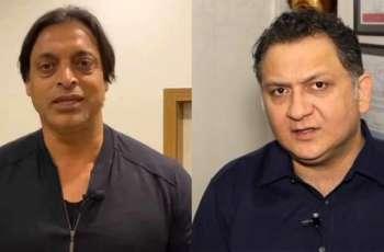 Fawad Chaudhary takes notice of verbal clash between Shoaib Akhtar and Dr. Nauman Niaz