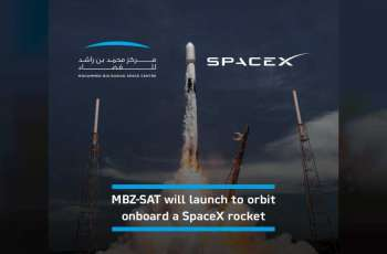 MBRSC picks SpaceX for MBZ-SAT launch