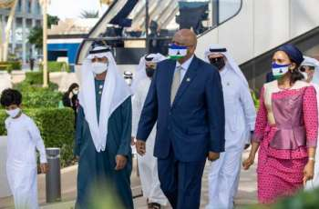 King Letsie III attends Lesotho's Expo 2020 Dubai National Day