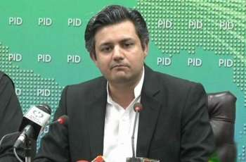 Hammad Azhar claims economy is witnessing robust growth