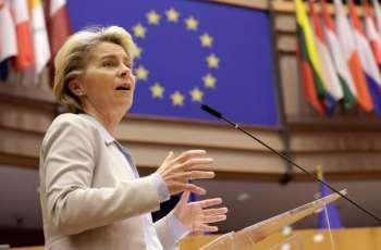 EU to Focus on Pandemic, Economic Recovery, Climate Change at G20 Summit - von der Leyen