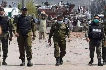 مقتل 3 من رجال الشرطة اثر اشتباکات مع حرکة محظورة
