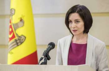 Moldovan President Says Discussed Gas Crisis With Kremlin Deputy Chief of Staff